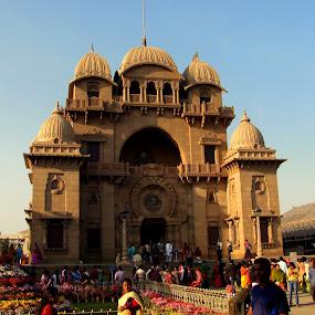 BELUR MATH..WESTBENGAL.. INDIA by Srabani Mitra - Buildings & Architecture Public & Historical ( west bengal, belur math, india )