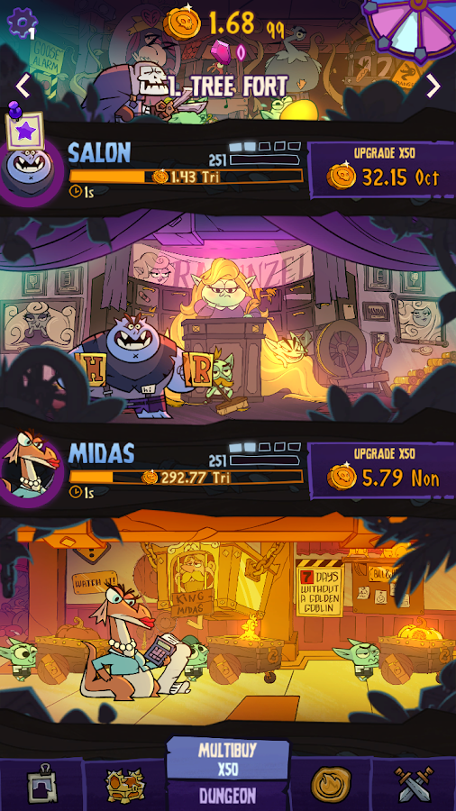 Dungeon, Inc. Screenshot 5