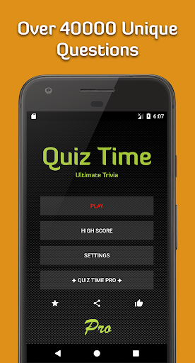 Quiz Time: Pro For PC