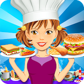 Crazy Kitchen Cooking Scramble APK for Bluestacks