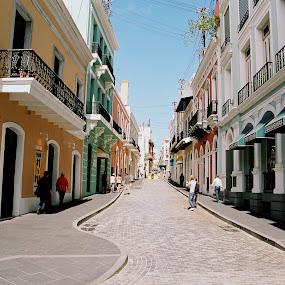 by Rany Haj - City,  Street & Park  Markets & Shops ( puerto rico, san juan )