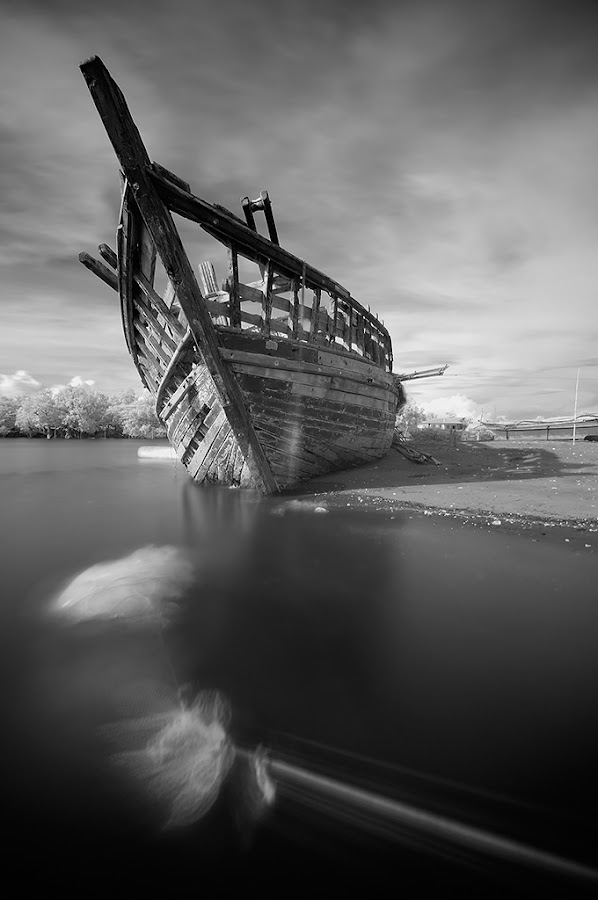 PAST & CURIOUS by Oliver Faustino - Landscapes Waterscapes