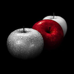 Lovely Apple by Asma Nawaz - Digital Art Things