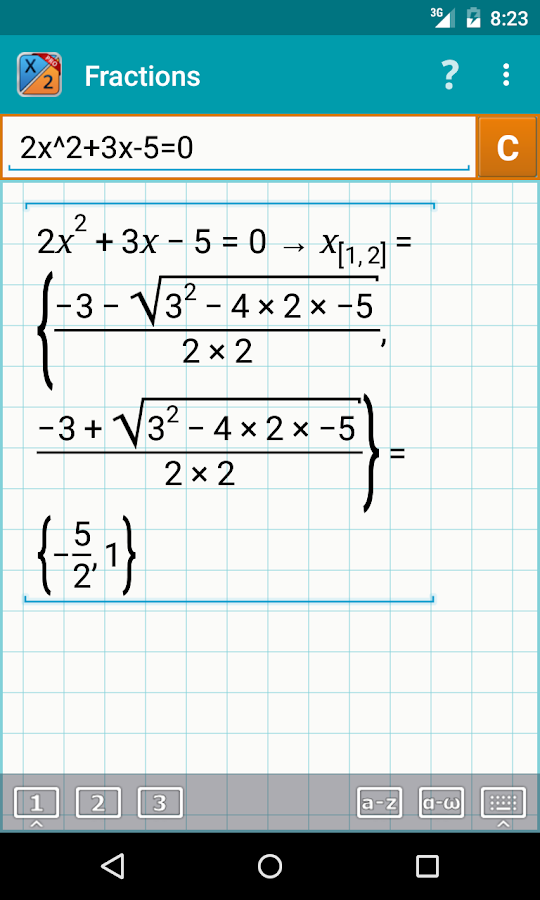 Fraction Calculator + Math PRO Screenshot 2