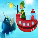 Fishing ocean - Big Fish Icon