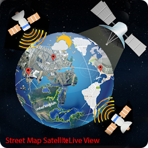 Download Street Map Satellite Live View For PC Windows and Mac