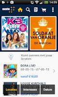 Screenshot of EVENTIM NL
