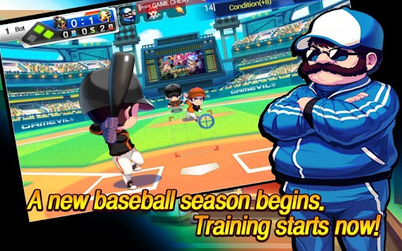 Baseball Superstars® 2013 APK screenshot thumbnail 2