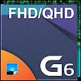 Stock LG G6 Wallpapers (QHD)