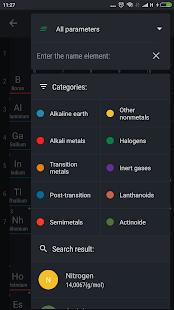 Periodic Table 2017 Pro APK for Bluestacks