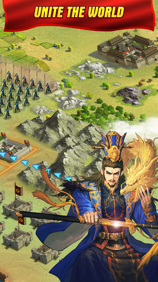 Reign Of Warlords - RTS Screenshot 3