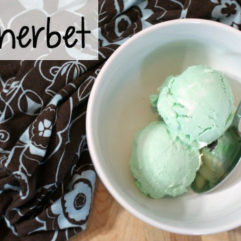Dairy-Free Lime Sherbet