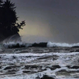 Oregon coast, by D.j. Nichols - Instagram & Mobile Android ( oregon coast )