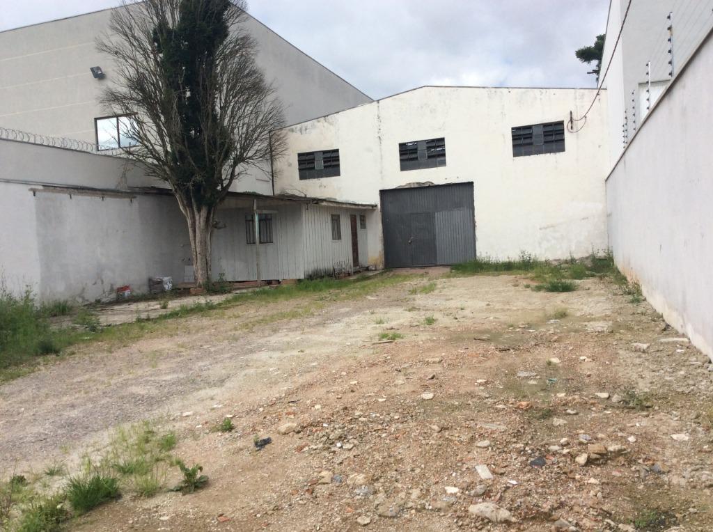 Barracão para alugar, 385 m² por R$ 3.000/mês - Boqueirão -
