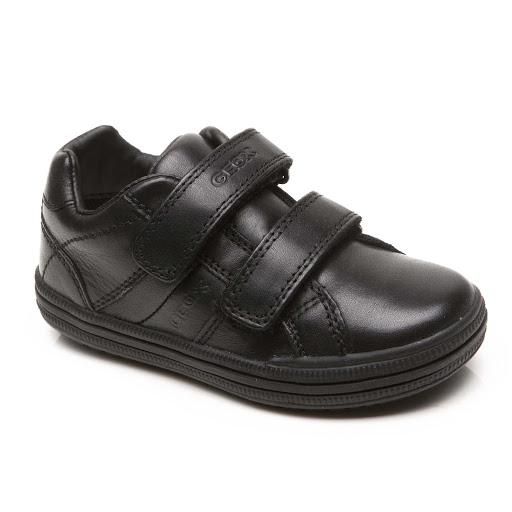 Two Strap School Shoe