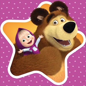 Masha and the Bear - Game zone For PC / Windows 7/8/10 / Mac – Free Download