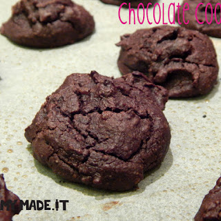 Chocolate Cookies...with a secret, healthy secret