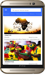 African Deals - screenshot