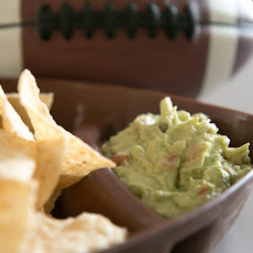 Killer guac for Super Bowl