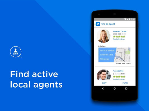 Real Estate & Rentals - Zillow For PC