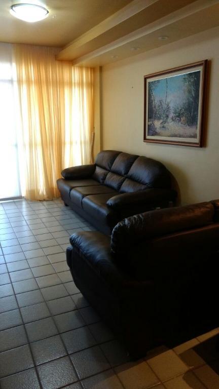 Apartamento com 3 dormitórios à venda, 222 m² por R$ 400.000 - Camboinha - Cabedelo/PB