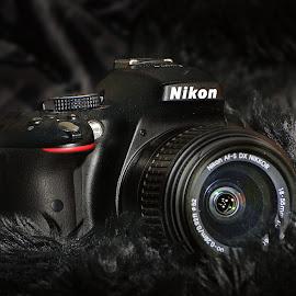 D5300 AF-S DX NIKKOR 18-55MM F/3.5-5.6G VR by Sartika Nominanda Tarigan - Artistic Objects Technology Objects ( nikonshooter, nikon gear, nikon, nikond,  )