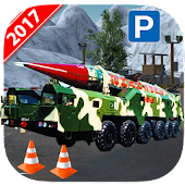 Download US Army Missile Truck Parking APK on PC