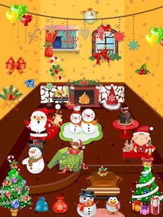 Xmas Doll House Decoration- screenshot thumbnail