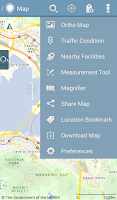 Screenshot of MyMapHK
