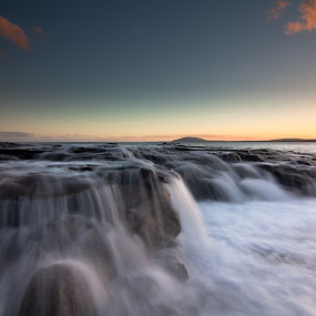 by Ian Mills - Landscapes Sunsets & Sunrises ( sunsets, nd filter, gerroa )