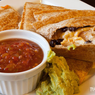 Chicken Quesadillas With Black Beans Recipes