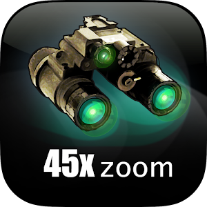 Binoculars Night Mode (45x zoom) For PC / Windows 7/8/10 / Mac – Free Download