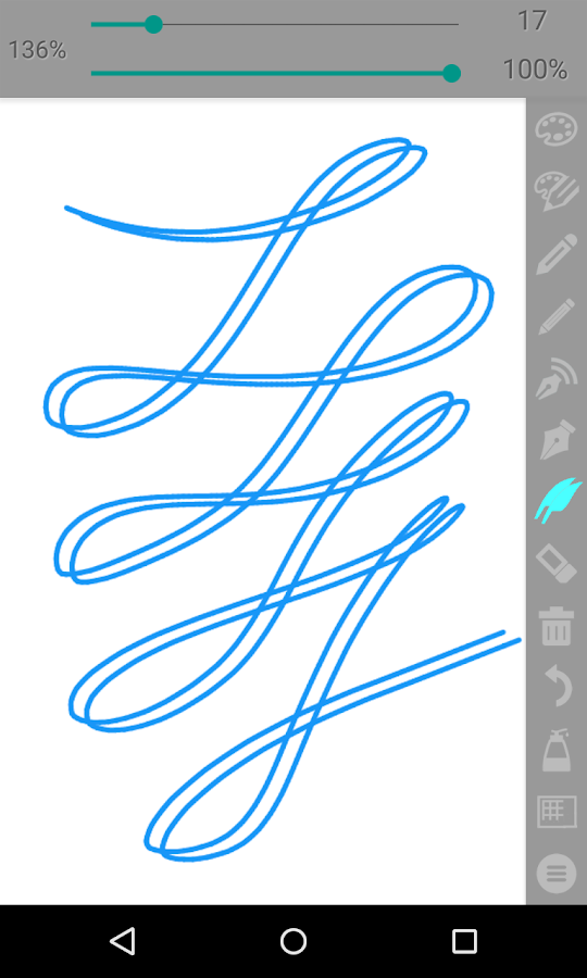 Calligrapher Pro Screenshot 1