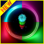 Color Switch Neon Space - NEW APK for Ubuntu