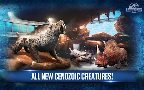 APK Game Jurassic World™: The Game for iOS