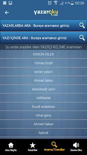 App Köşe Yazarları - Yazaroku.Com apk for kindle fire