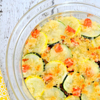Summer Squash Casserole Breakfast Recipes