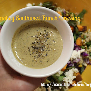 Smokey Southwest Ranch Dressing