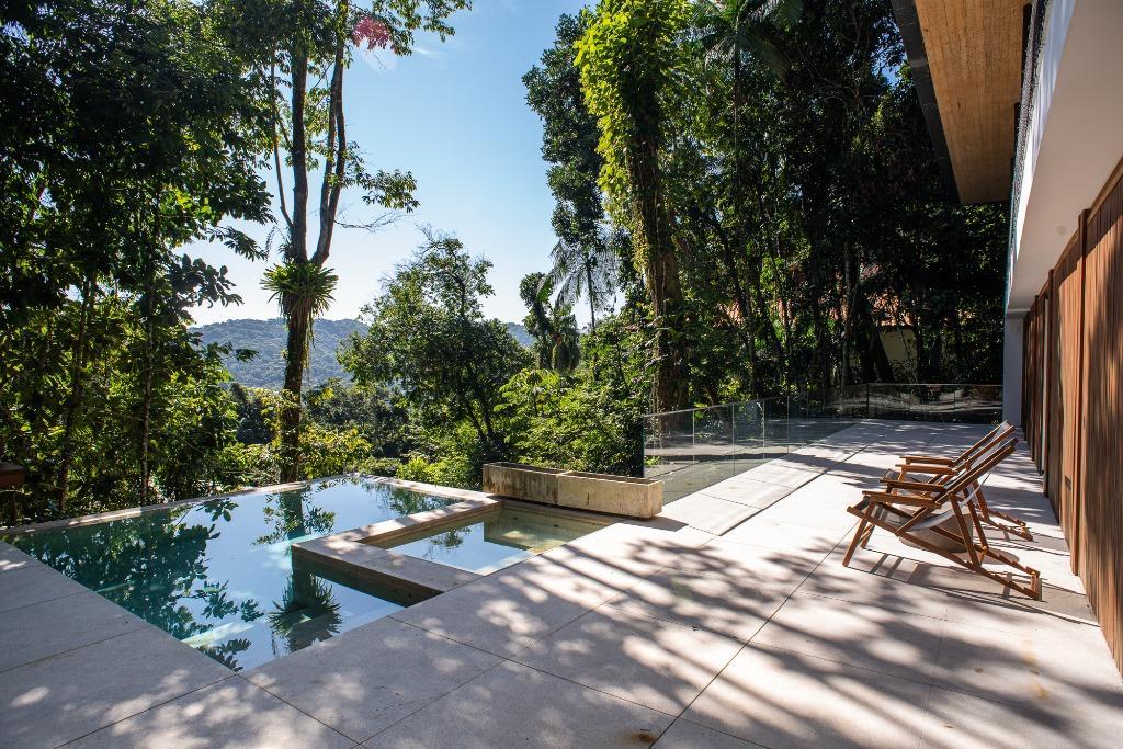 Mansão com 4 dormitórios à venda, 550 m² - Bertioga - Guarujá/SP