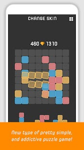 4Colors - 1010 Crush Block - screenshot