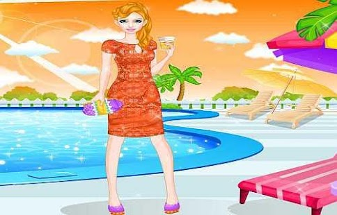 Fashion Bride Dress Up- screenshot thumbnail