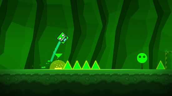 Game Geometry Dash World apk for kindle fire