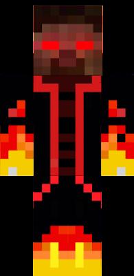 Herobrine | Minecraft Skins