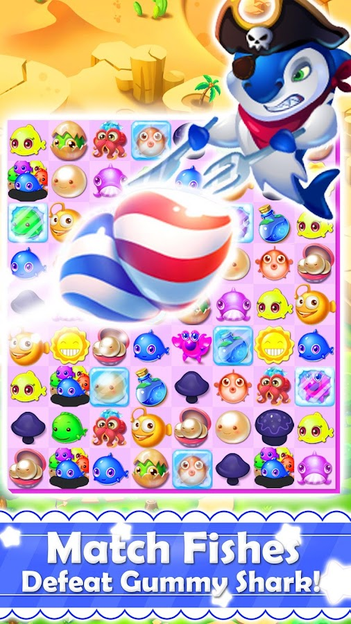 Charm Fish - Fish Mania Screenshot 2
