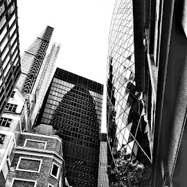 The City by Jonny Wood - Instagram & Mobile iPhone