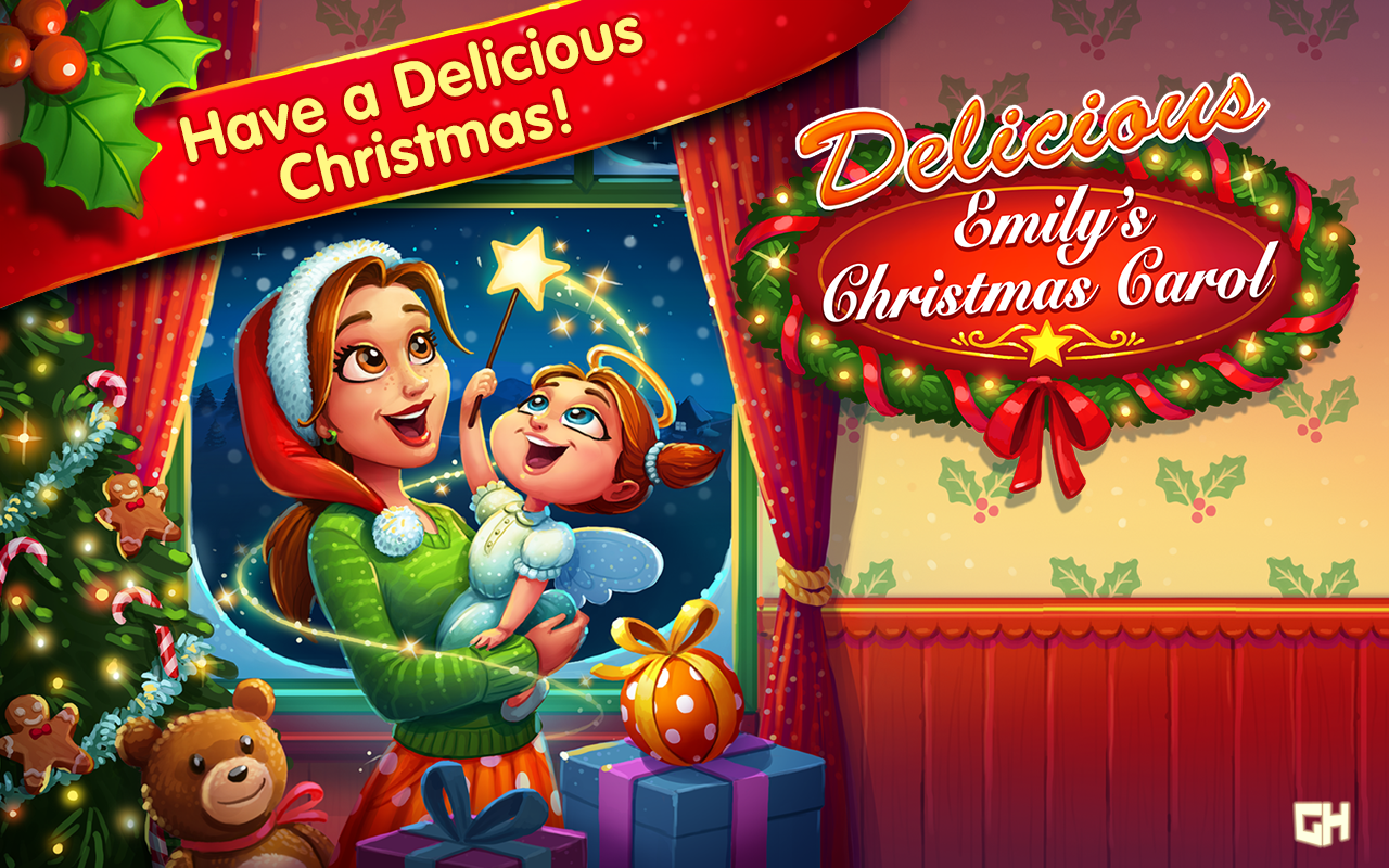 Delicious - Christmas Carol Screenshot 4