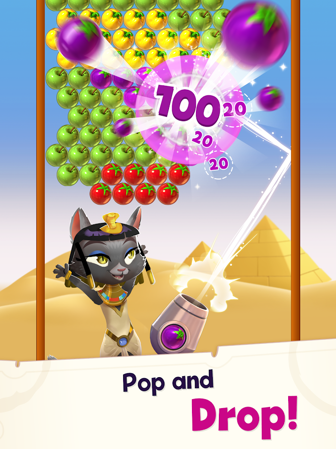 Bubble Island 2 - Pop Bubble Shooter Screenshot 16