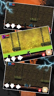 Game Turtles Fight - Ninja Shadow APK for Kindle