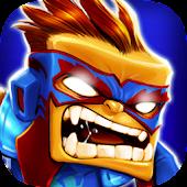 Team Z - League of Heroes APK for Lenovo