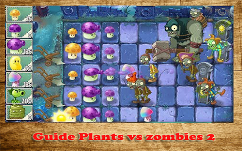 Guide for plants vs zombies V2 - screenshot